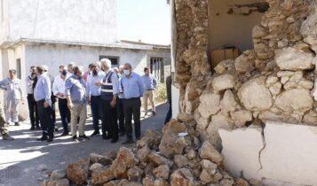 Κρήτη: Νέος ισχυρός σεισμός 5,3 ρίχτερ (VIDEO)