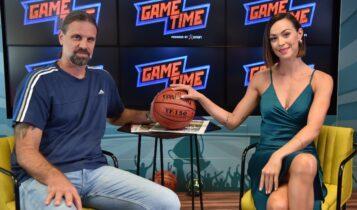 Νέα σεζόν ΟΠΑΠ Game Time Μπάσκετ με τον Φραγκίσκο Αλβέρτη