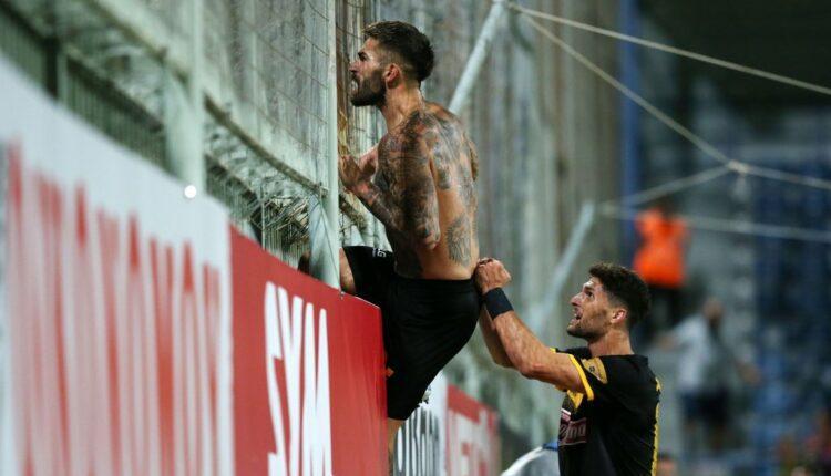 Λιβάγια: «Είμαι συνδεδεμένος με την ΑΕΚ-Δύσκολο να επιστρέψω, αλλά ποτέ δεν ξέρεις»-Τι είπε για «OPAP Arena», Χιμένεθ, Καρέρα