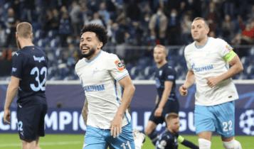 Champions League: Περίπατος της Ζενίτ επί της Μάλμε, δύσκολη νίκη για την Αταλάντα (VIDEO)
