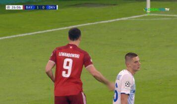 Μπάγερν Μονάχου-Ντιναμό Κιέβου: Εύκολα το 2-0 ο Λεβαντόφσκι (VIDEO)