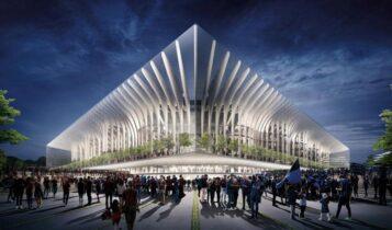 Ιταλία: Τα εντυπωσιακά σχέδια για το νέο γήπεδο της Ιντερ και της Μίλαν! (ΦΩΤΟ)