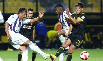 Super League: Γκέλα στο Χαριλάου για τον Αρη, 0-0 με τον Απόλλωνα Σμύρνης (VIDEO)