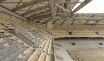 ΑΕΚ: Μαγική βόλτα μέσα στην «OPAP Arena» -Γέμισε καθίσματα το άνω διάζωμα (VIDEO)