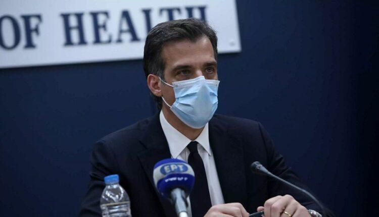 ΕΟΔΥ: Δεκτή η παραίτηση Αρκουμανέα -Λάγιου και Ζαούτης οι υποψήφιοι να τον αντικαταστήσουν