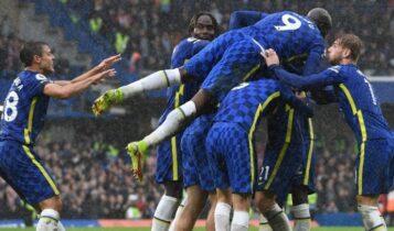 Premier League: Πρώτη με τριάρα η Τσέλσι κόντρα στη Σαουθάμπτον (VIDEO)