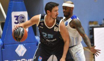 Basket League: Νίκη στην παράταση η Λάρισα, 81-77 τον Κολοσσό (VIDEO)