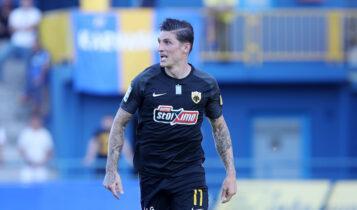 Μιλόγεβιτς: «Ο Τσούμπερ μπορεί να παίξει... παντού»