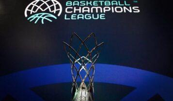 AEK: Στην COSMOTE TV οι αγώνες του Basketball Champions League