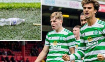 Σκωτία: Χειροπέδες σε 13χρονο οπαδό της Αμπερντίν για ρίψη μπουκαλιού!