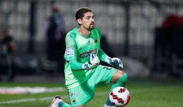 Αυστρία: Ο Στάνκοβιτς ήταν υποψήφιος για τον καλύτερο τερματοφύλακα του πρωταθλήματος