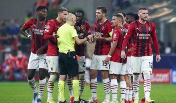 Τη… γλίτωσε ο Τσακίρ, δεν τιμωρήθηκε από την UEFA