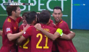Ιταλία-Ισπανία: Ξανά ο Φεράν Τόρες για το 0-2 (VIDEO)