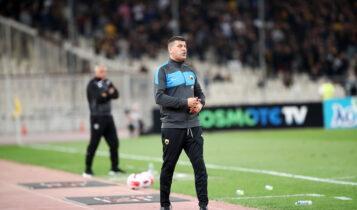 Μιλόγεβιτς: «Κοινή επιθυμία να μη συνεχίσουμε μαζί με την ΑΕΚ»