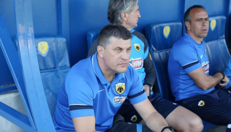 Επίσημο: Τέλος από την ΑΕΚ ο Μιλόγεβιτς!