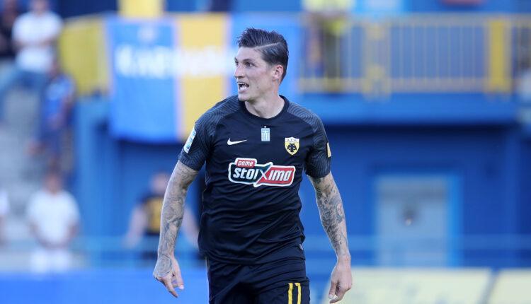 AEK: Υποψήφιος παίκτης του μήνα στη Super League o Τσούμπερ