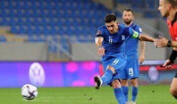 Τα στιγμιότυπα από τη νίκη της Ελλάδας επί της Γεωργίας με 2-0 (VIDEO)