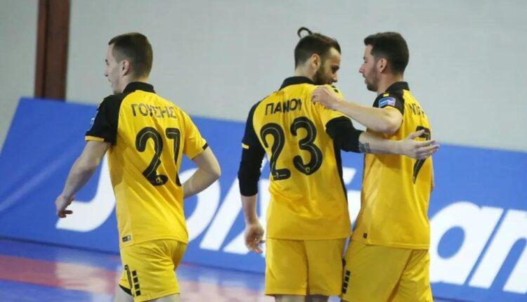 ΑΕΚ: Νίκη κορυφής με 2-1 του Ερμή Ζωγράφου στο Futsal!