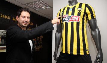 Εικόνες από τις υπογραφές του Γιαννίκη στην ΑΕΚ!