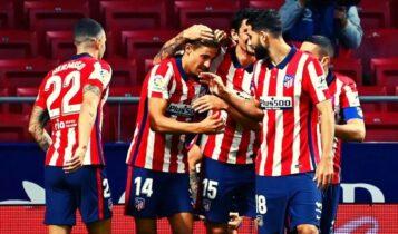 La Liga: Αναβλήθηκαν τα παιχνίδια της Ατλέτικο και της Ρεάλ Μαδρίτης