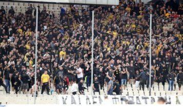 Μπάλα θα παίξουν και οι παίκτες της ΑΕΚ και ο Γιαννίκης και ο κόσμος!