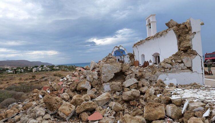 Κρήτη: Δεν αποκλείουν οι σεισμολόγοι μετασεισμό έως 5,6 Ρίχτερ