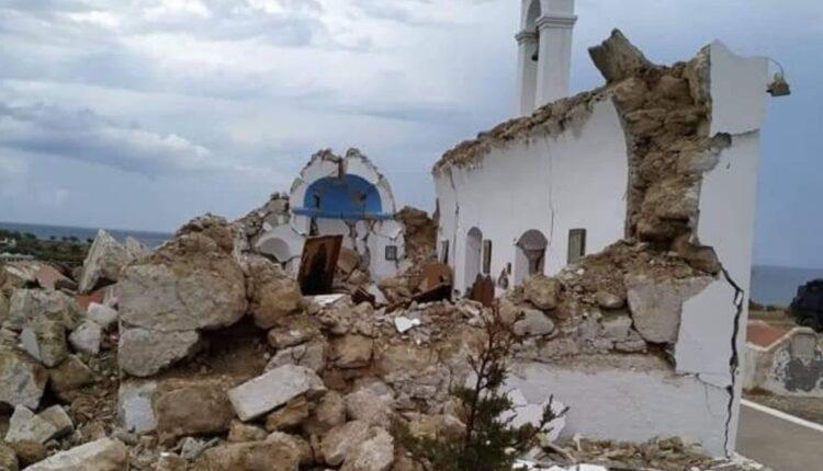 Κρήτη: Ανάστατοι οι κάτοικοι μετά τον νέο μεγάλο σεισμό (VIDEO)