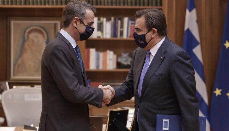 Μητσοτάκης: «Τα μέτρα που προτείνει η Ευρωπαϊκή Επιτροπή κινούνται στην κατεύθυνση των  πρωτοβουλιών της ελληνικής κυβέρνησης»
