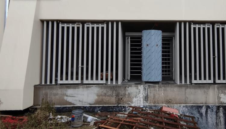 «OPAP Arena»: Ολοκληρώθηκε η τοποθέτηση του πρώτου τουρνικέ (VIDEO)