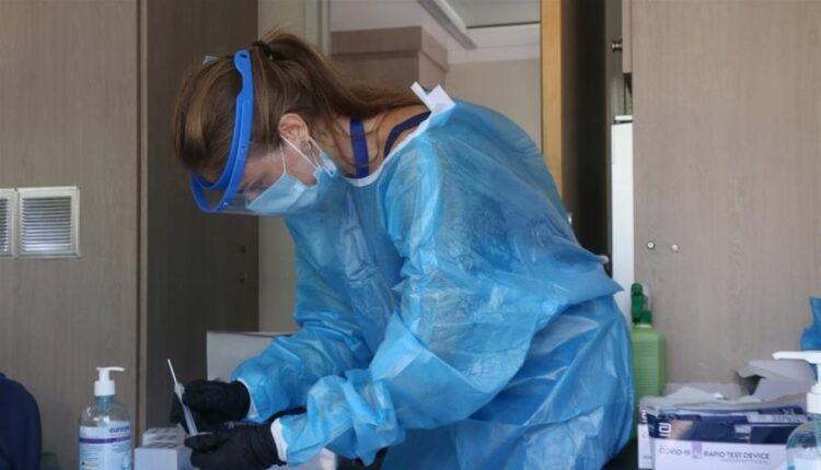 Κορωνοϊός: 2.601 κρούσματα, 46 νέοι θάνατοι και 347 διασωληνωμένοι