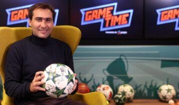 ΟΠΑΠ Game Time: O Ηλίας Κυριακίδης μιλά για το νέο ξεκίνημα της ΑΕΚ με τον Αργύρη Γιαννίκη (VIDEO)