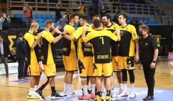 Η ΑΕΚ πάει για το πρώτο διπλό κόντρα στον Απόλλωνα στην Πάτρα (17:00, LIVE σχολιασμός enwsi.gr)