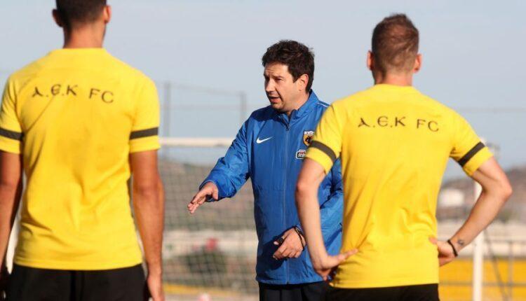 Το ποδόσφαιρο επιστρέφει στην ΑΕΚ