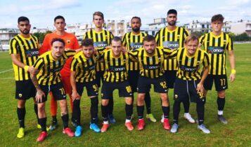 Πολύ καλό δείγμα της ΑΕΚ Β', κέρδισε 0-2 τον Αστέρα Βλαχιώτη στην Σπάρτη!