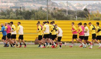 ΑΕΚ: Δεν θα μείνουν στο ξενοδοχείο οι παίκτες πριν το ματς με τον Ατρόμητο