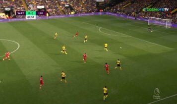 Σαρωτική η Λίβερπουλ, διέλυσε 0-5 την Γουότφορντ (VIDEO)