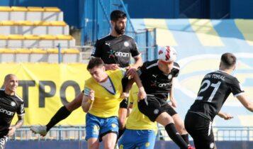 Σημαντική νίκη με ανατροπή για τον ΟΦΗ (1-2) στο Αγρίνιο επί του Παναιτωλικού (VIDEO)