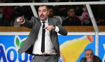 Δέδας: «Θα δώσουμε μάχη για να βγούμε νικητές στο πρώτο ευρωπαϊκό ματς στα Λιόσια»