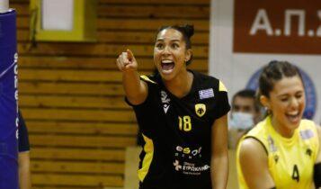 AEK: Η Καζ Μπράουν MVP της 2ης αγωνιστικής-«Η νίκη αυτή έδειξε τον χαρακτήρα της ομάδας»
