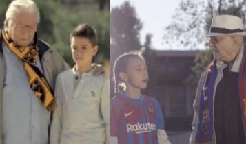 Η Μπαρτσελόνα... αντέγραψε ΑΕΚ και Βουτσά στο trailer για το νέο Καμπ Νου (VIDEO)