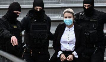 Επίθεση με βιτριόλι: «Μου γύρισαν τα μάτια και το έκανα» έλεγε η Κακαράντζουλα στη φυλακή
