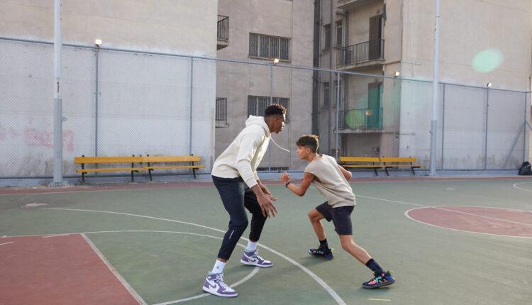 GiANT Heart: Novibet & Γιάννης Αντετοκούνμπο δίνουν «χώρο» στα όνειρα των παιδιών
