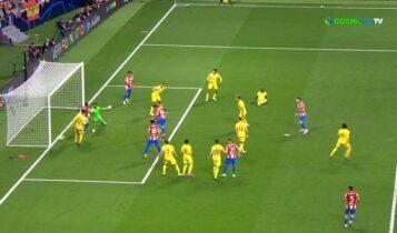 Ατλέτικο Μαδρίτης-Λίβερπουλ: Ματσάρα με τρία γκολ στο 20λεπτο! (VIDEO)