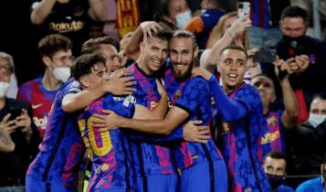 Champions League: Εκανε σεφτέ η Μπαρτσελόνα, σημαντική νίκη για Σάλτσμπουργκ (VIDEO)