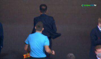 Ο Σιμεόνε δεν χαιρέτησε τον Κλοπ μετά το τέλος του ματς (VIDEO)