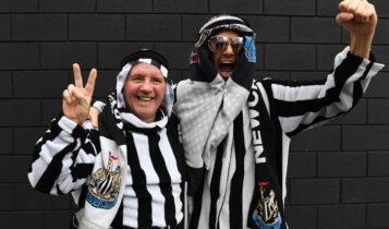 Νιουκάστλ: H διοίκηση ζητάει από τους φιλάθλους να μη φορούν κελεμπίες στο γήπεδο