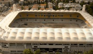 Τα... κανόνια της ΑΕΚ παίρνουν θέση στην «OPAP Arena» και προκαλούν δέος!
