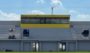 ΑΕΚ: Εικόνες και VIDEO από το νέο γήπεδο στα Σπάτα