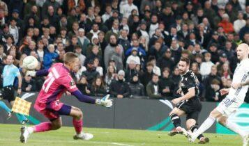 Conference League: Πήρε τη νίκη στην Κοπεγχάγη (1-2) ο ΠΑΟΚ (VIDEO)