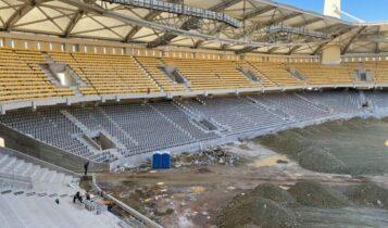 «OPAP Arena»: Ανοιξαν δύο νέοι λογαριασμοί 1 εκατ. ευρώ για εσωτερικές εργασίες (VIDEO)